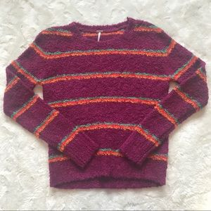 Free People Best Day Ever Sweater Size XS